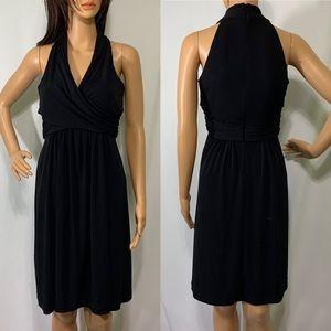 Saks Fifth Ave little black dress size 6